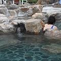 台中谷關溫泉賽德克公主露營區結合在地五星級溫泉館-泡湯行程