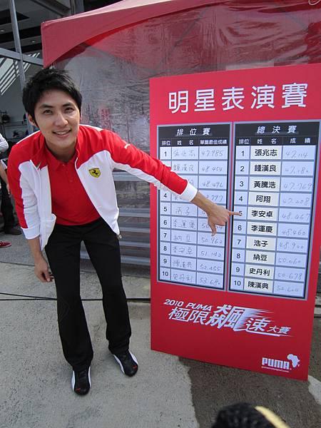 2010 PUMA極限飆速大賽05
