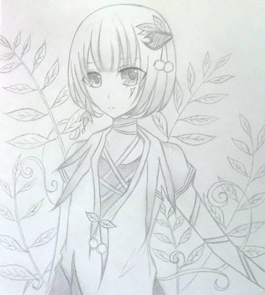 植物君~♥