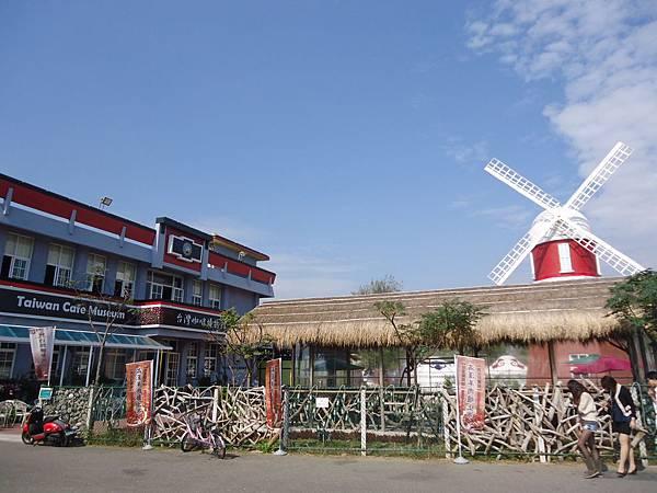 台南安平-咖啡博物館