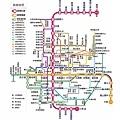 新版「捷運-幹線公車路網圖」出爐^O^