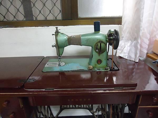 舊式縫紉機