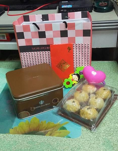 2015 中秋禮盒