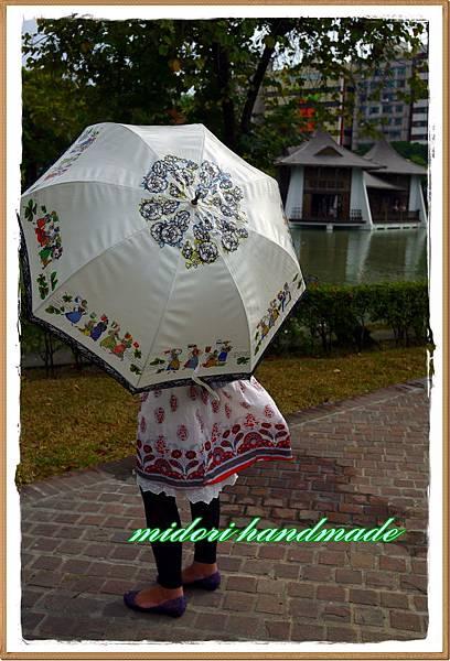 傘拼貼2012003-1