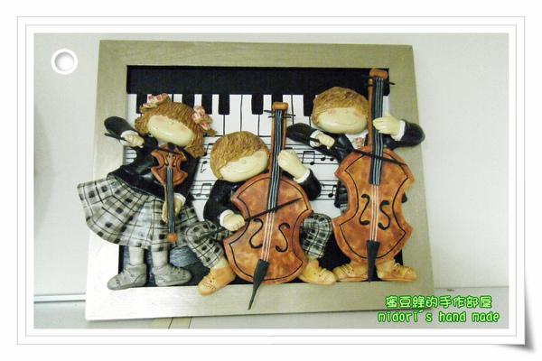 3人弦樂團