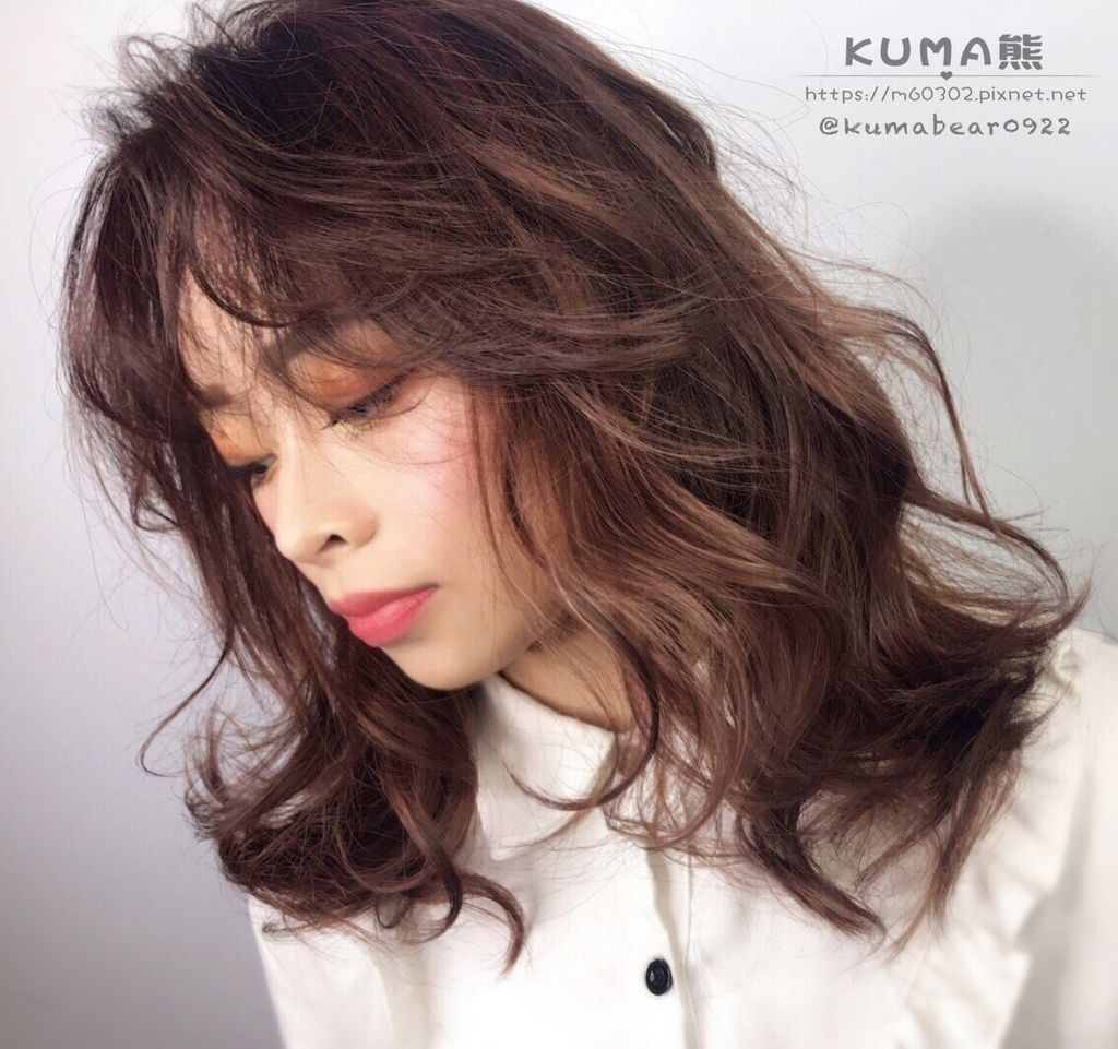 新北 WHY HAIR SALON 髮廊_設計師 Vina