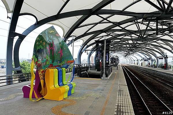 冬山車站1