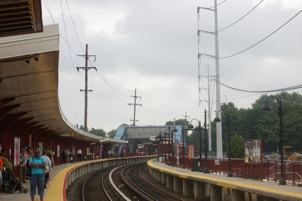 附近的火車站