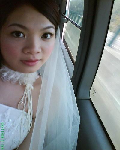 3-11拍婚紗照途中