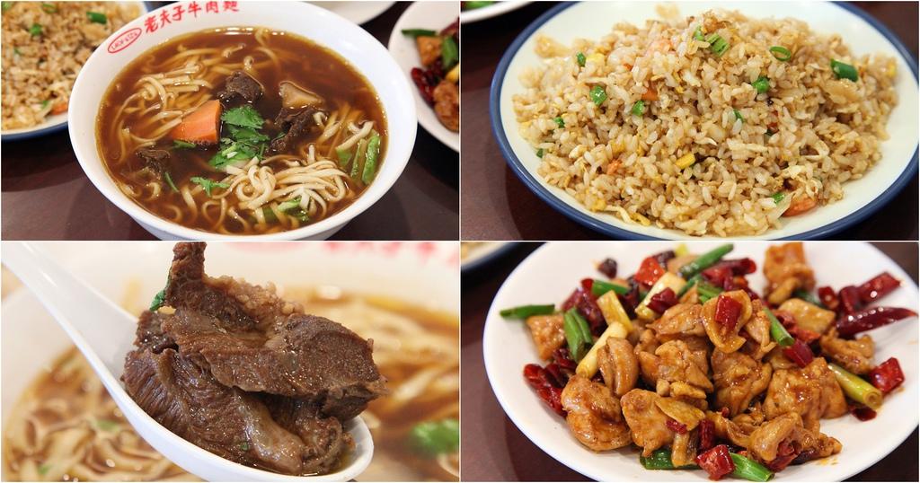 【台南美食】賣牛肉麵也賣熱炒!開業近30年的在地小吃館:老夫子小館