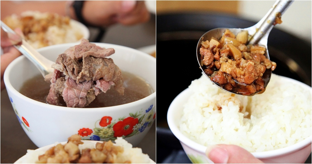 【台南美食】喝牛肉湯真的不用人擠人,扶拾即是便美味:謝阿牛牛肉湯