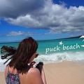 海灘行走系列照
