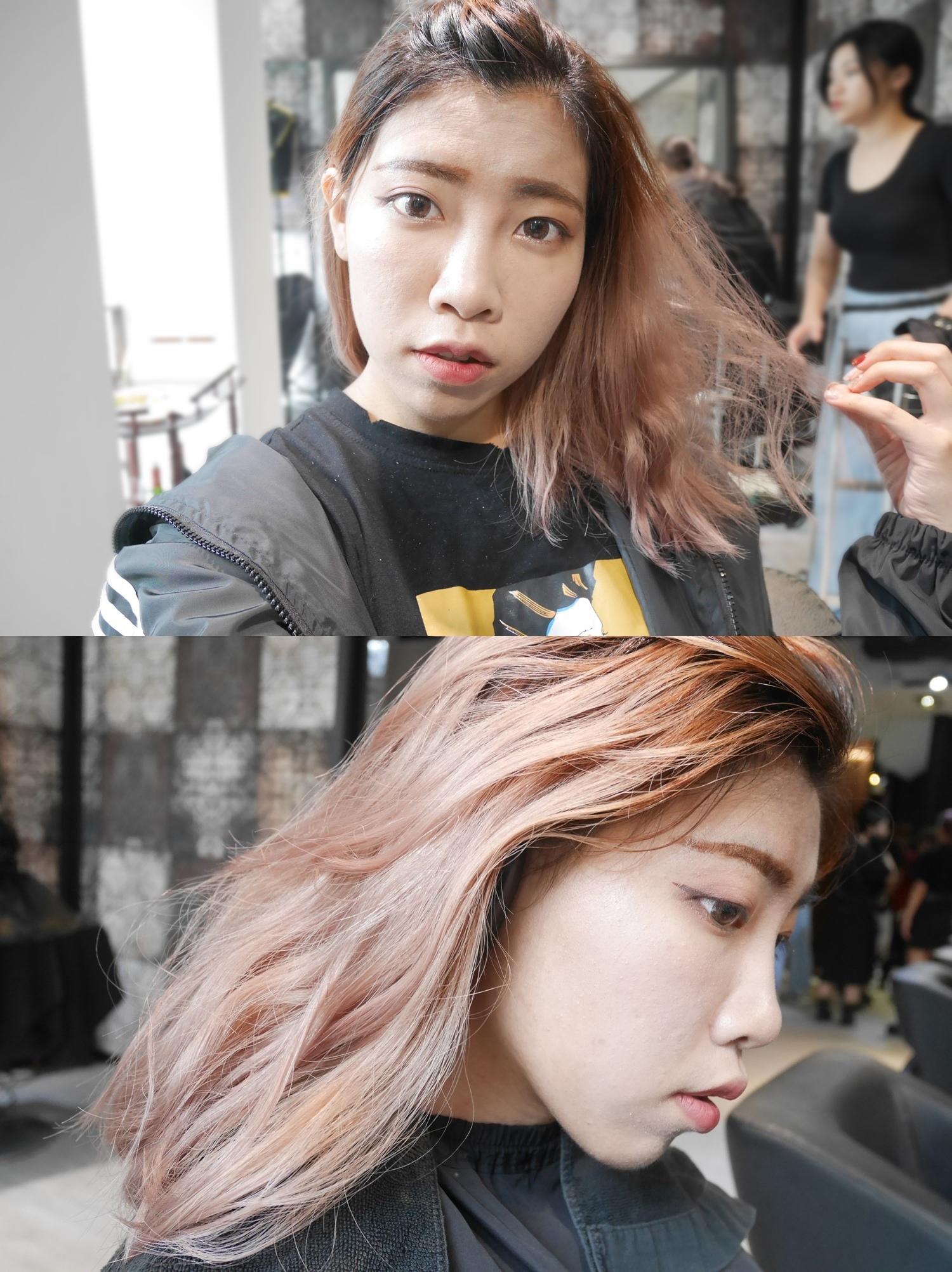 Fin hair 中山 美髮