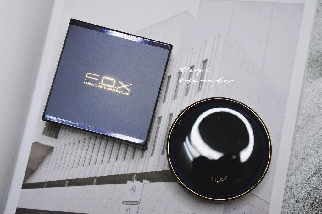 F.O.X 保濕輕柔氣墊BB水粉