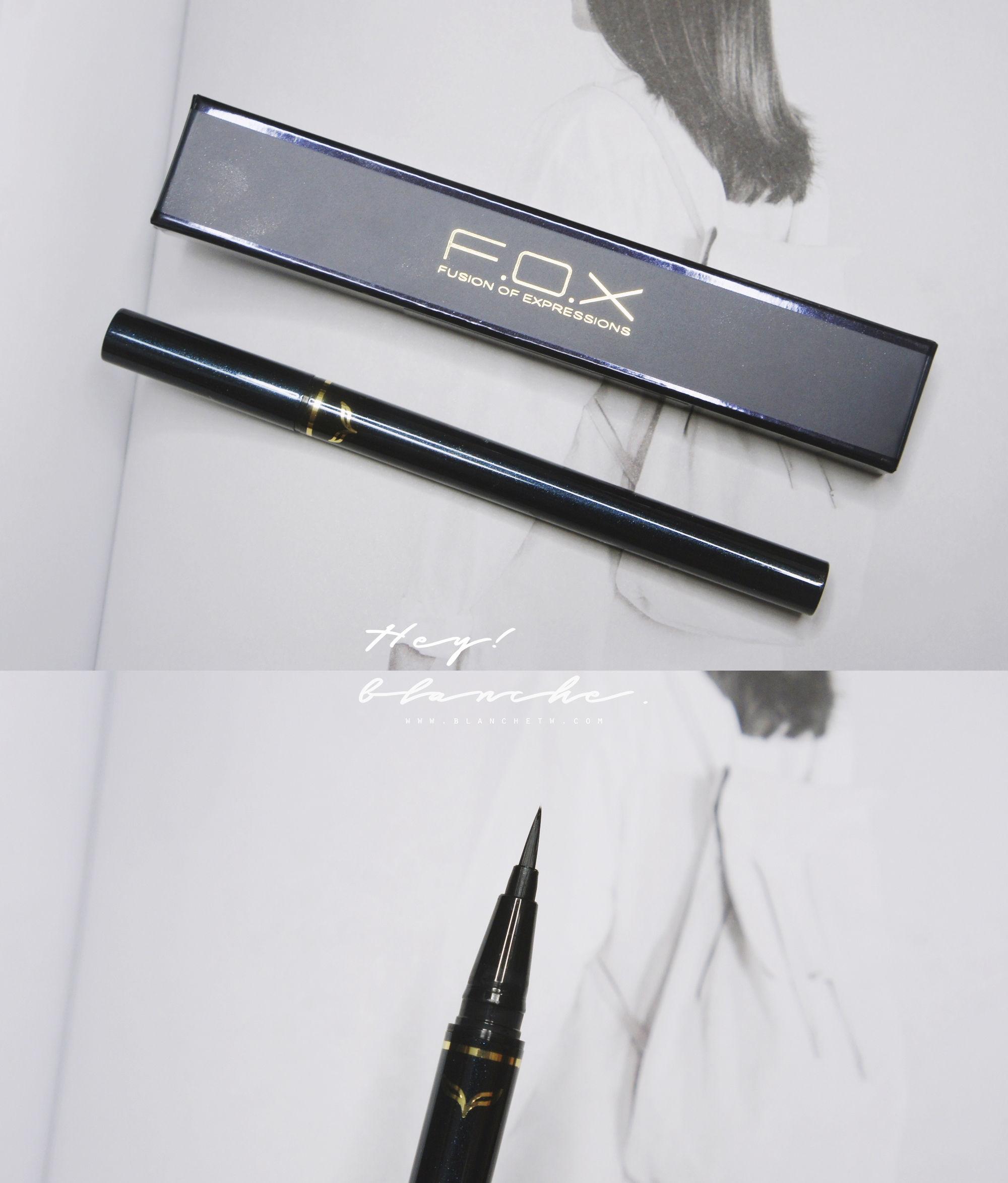 F.O.X 防水眼線液