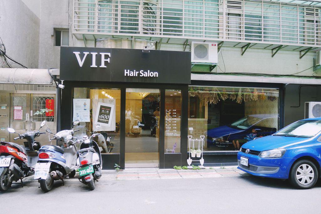 VIF hair Ivan