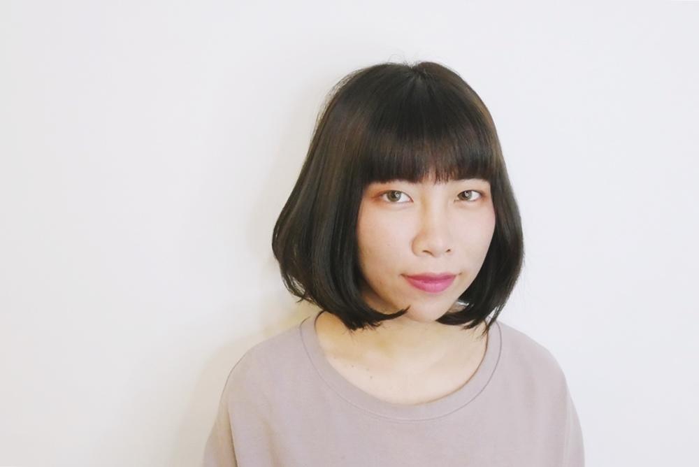 vif 染髮