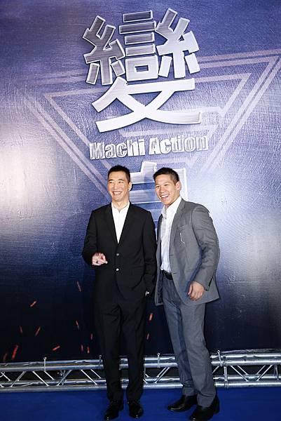 黃立行&林智文
