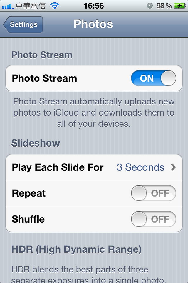 Photo Stream on iPhone4.png