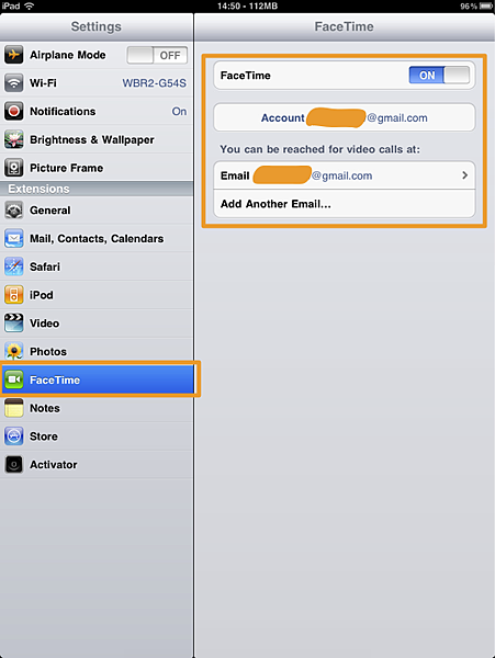 FaceTime on iPad 1G-Settings.png