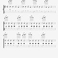 火車快飛ukulele演奏譜