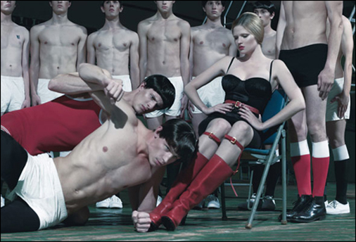 W Magazine Sept 09 by Steven Klein.jpg
