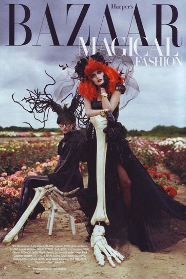 Harper's Bazaar Tim Burton's Tricks & Treats.jpg