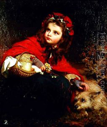 oil painting by James Sant via 1st-art-gallery.com.jpg