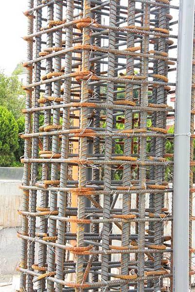 柱結構,地基,地震