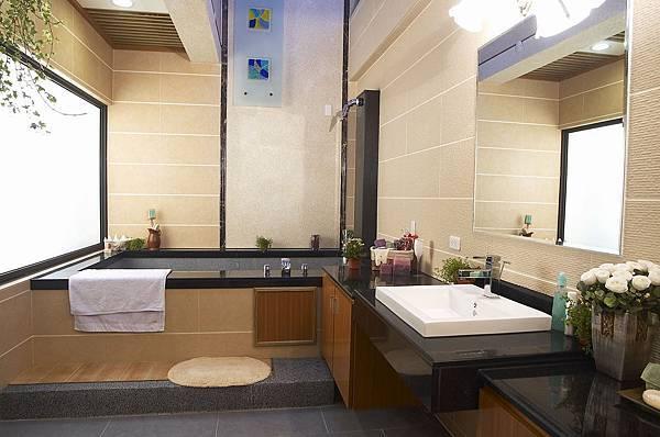 4+5樓spa池圖