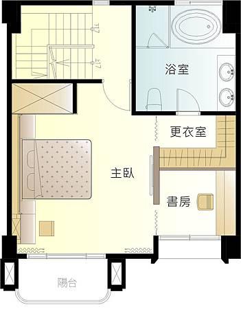 10-3樓平面圖