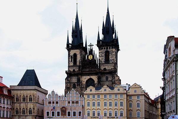 捷克-布拉格