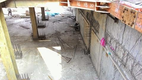 26-104118拆除第二層水平支撐