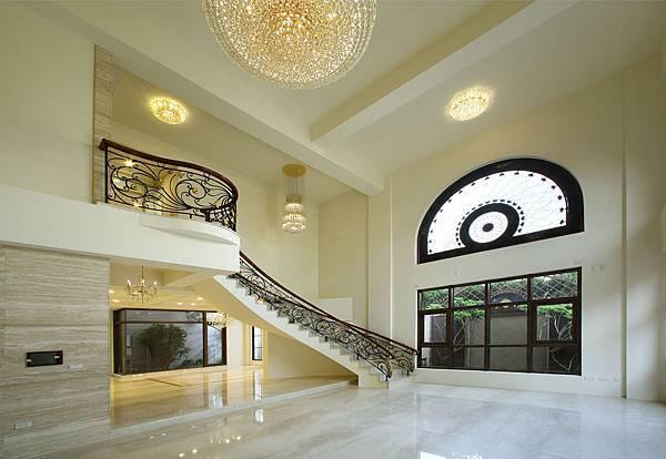 迴旋梯,巴洛克,室內設計