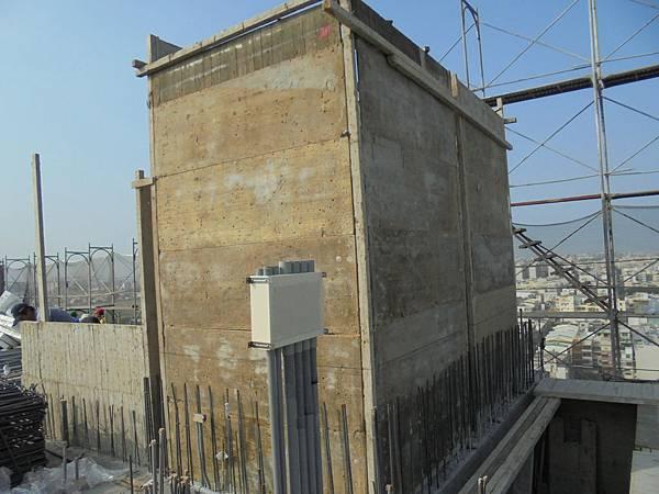 11/26 R1F壁牆組模
