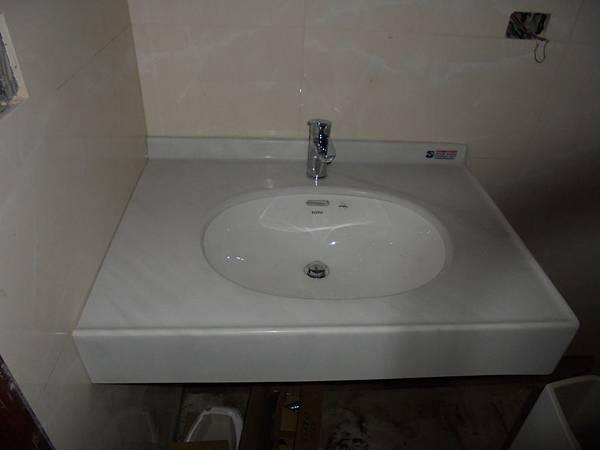 11/13 2FA1.A3.浴室檯面安裝
