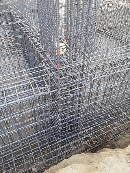 柱結構,箍筋,圍束區