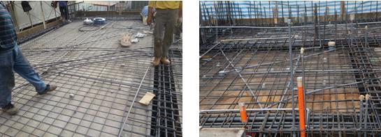 結構樑,版筋,建造