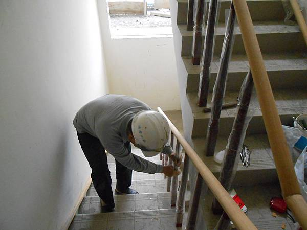 大樓,樓梯,扶手