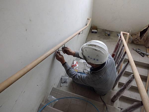 樓梯扶手,生產履歷,住宅建造
