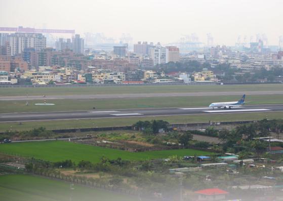 飛機,起降,景觀