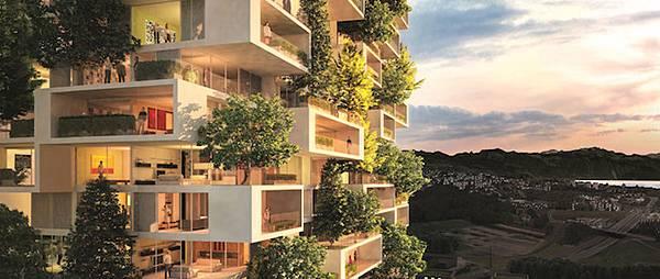 建築,生態,綠色