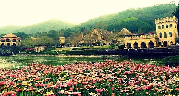 台中新社古堡,旅遊,歐風建築