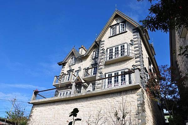 香格里拉音樂城堡,旅遊,歐風建築