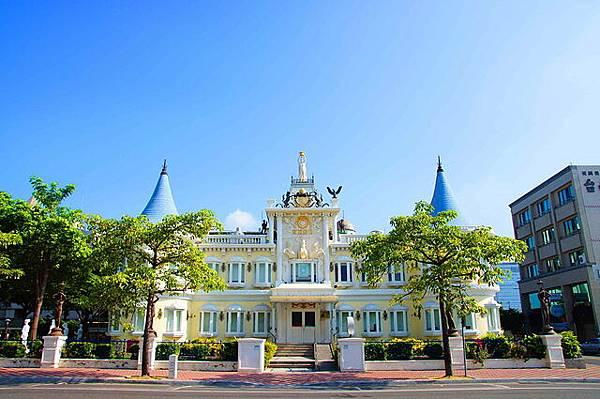 移民署台南市第一服務站,旅遊,歐風建築
