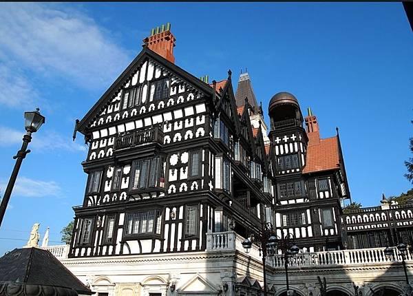 清境老英格蘭莊園,旅遊,歐風建築