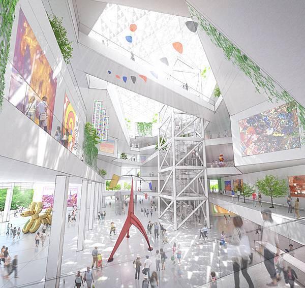 台南,美術館,建築