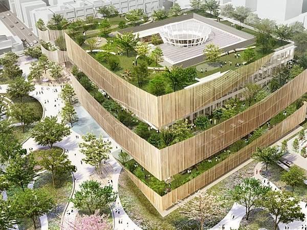 桃園,圖書館,綠建築
