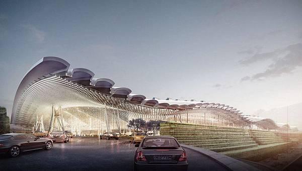 機場,公共建築,智慧建築