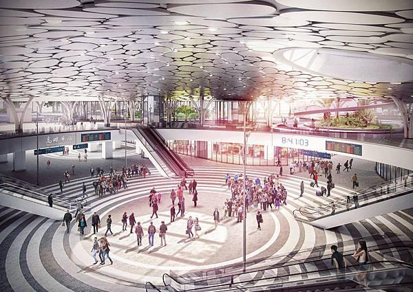 火車站,麥肯諾,公共建築